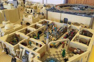 Kreatív építésben vehet részt a családtagokkal!
