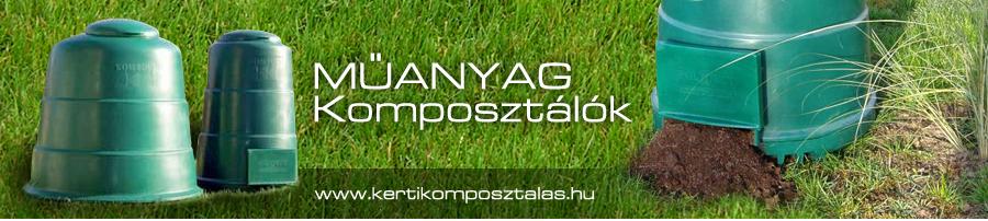 Házi komposztálót vásárolhat elérhető áron.