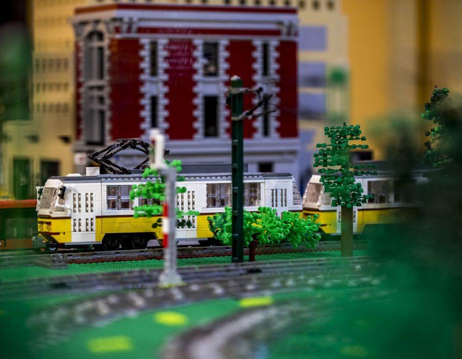 Szuper Lego építmények várnak a gyermekekre.