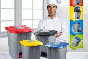hulladékgyűjtő edények