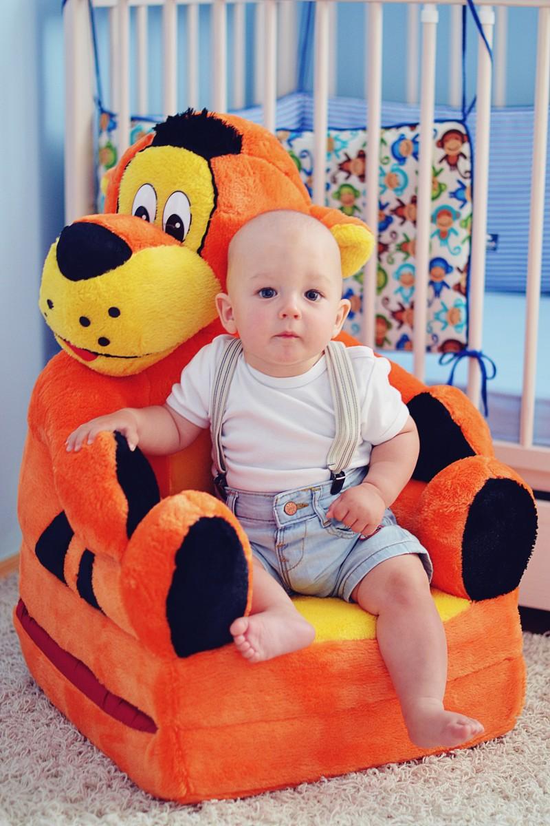 plüss gyerek fotel